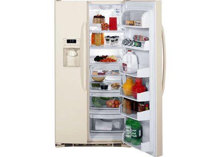 GE - GSHF6KGZCC - Side-by-Side Refrigerators