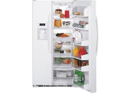 GE - GSHF6KGZWW - Side-by-Side Refrigerators
