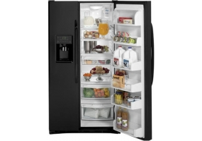 GE - GSHF6LGZBB - Side-by-Side Refrigerators