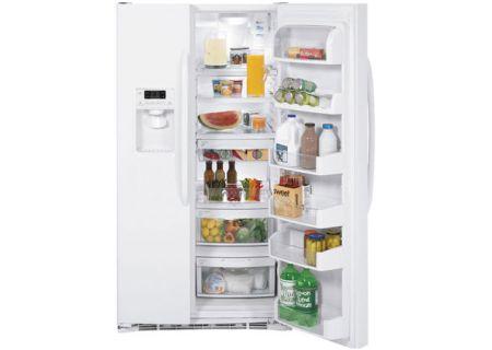 GE - GSHF6LGZWW - Side-by-Side Refrigerators