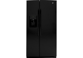 GE - GSHF6PGYBB - Side-by-Side Refrigerators