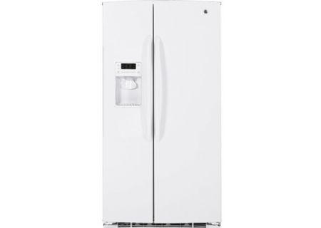 GE - GSHF6PGYWW - Side-by-Side Refrigerators