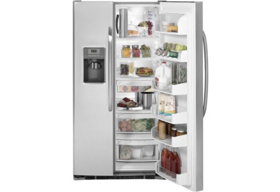 GE - GSHL6KGZLS - Side-by-Side Refrigerators