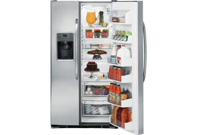 GE - GSHS3KGZSS - Side-by-Side Refrigerators