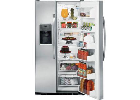 GE - GSHS3KGZSS - Side-by-Side Refrigerators
