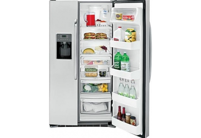 GE - GSHS6HGDSS - Side-by-Side Refrigerators