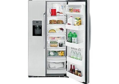 GE - GSHS6HGDSS - Side-by-Side Refrigerators