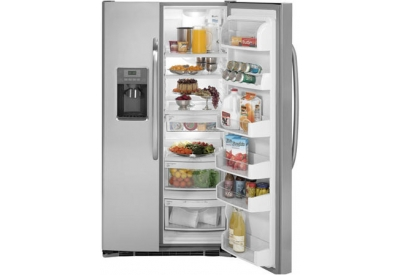 GE - GSHS6KGZSS - Side-by-Side Refrigerators