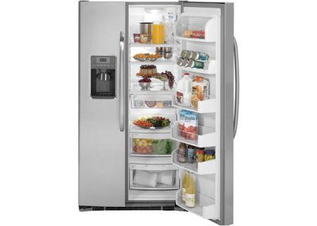 GE - GSHS6KGZSS - Side-by-Side Refrigerators