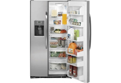 GE - GSHS6LGZSS - Side-by-Side Refrigerators