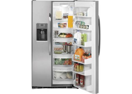 GE - GSHS6LGZSS - Side-by-Side Refrigerators
