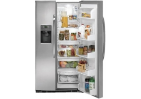 GE - GSHS6NGBSS - Side-by-Side Refrigerators