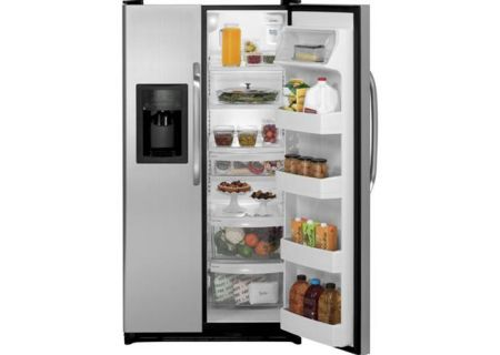 GE - GSL22JGCLS - Side-by-Side Refrigerators