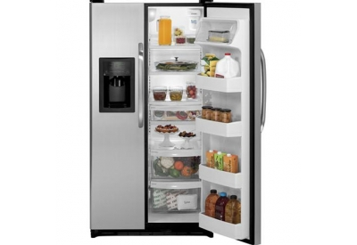 GE - GSL25JGCLS - Side-by-Side Refrigerators
