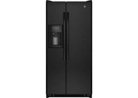 GE - GSS20ETHBB - Side-by-Side Refrigerators