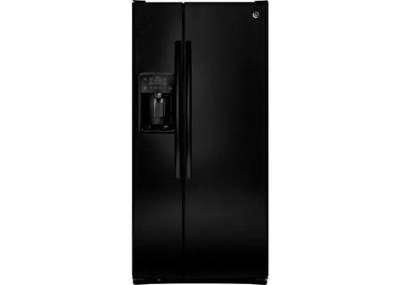 GE - GSS23HGHBB - Side-by-Side Refrigerators
