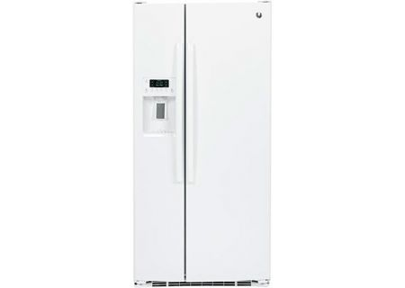 GE - GSS23HGHWW - Side-by-Side Refrigerators