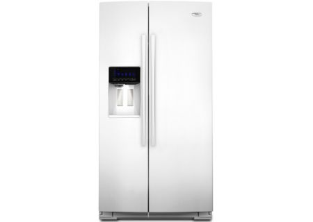 Whirlpool - GSS30C6EYW - Side-by-Side Refrigerators