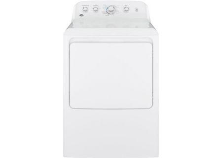 GE - GTD42GASJWW - Gas Dryers