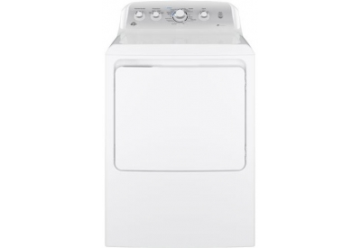 GE - GTD45EASJWS - Electric Dryers