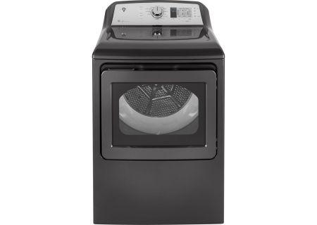 GE 7.4 Cu. Ft. Diamond Gray Gas Dryer - GTD65GBPLDG