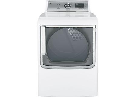 GE - GTD81ESSJWS - Electric Dryers