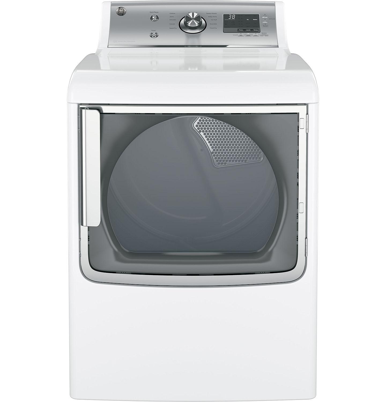 Ge White Gas Dryer Gtd81gssjws