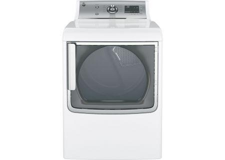 GE - GTD81GSSJWS - Gas Dryers
