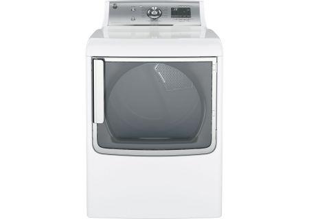 GE - GTD86GSSJWS - Gas Dryers