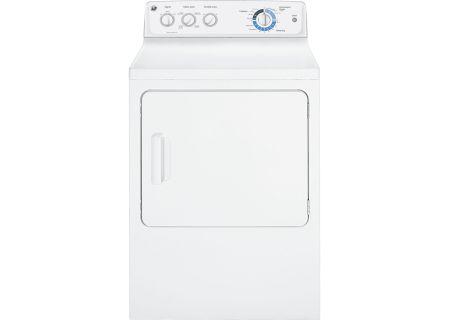 GE - GTDL210EDWW - Electric Dryers