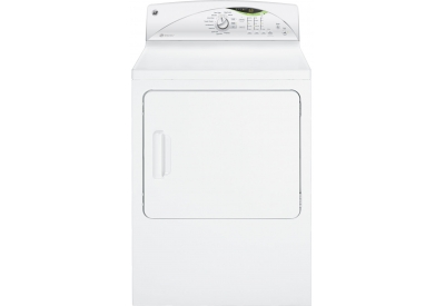 GE - GTDN550EDWW - Electric Dryers