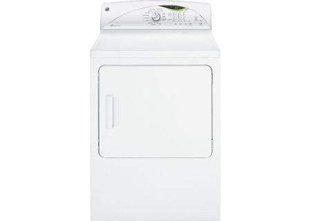 GE - GTDN550EDWW - Electric Dryers