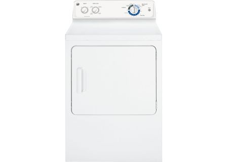 GE - GTDP220GFWW - Gas Dryers