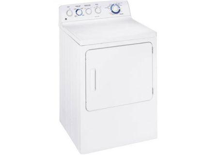 GE - GTDP250EMWW  - Electric Dryers