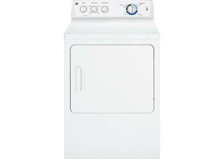GE - GTDP280GDWW - Gas Dryers