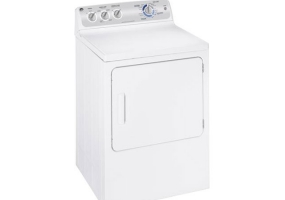 GE - GTDP400GMWS  - Gas Dryers