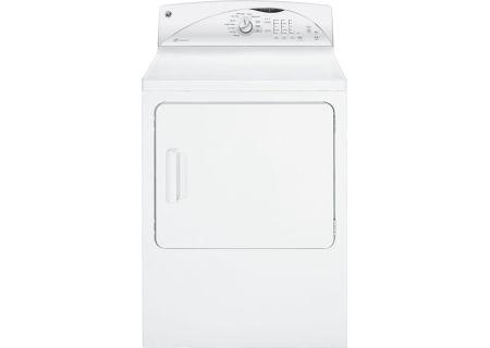 GE - GTDP520EDWW - Electric Dryers