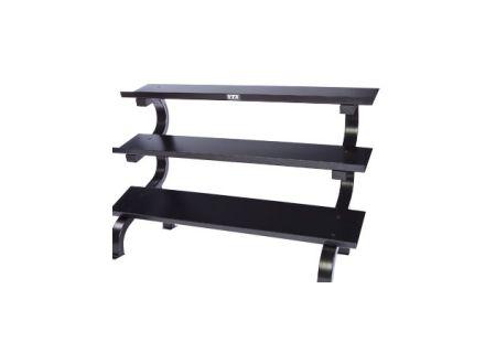 TROY Barbell 3-Tier Dumbbell Shelf Rack  - GTDR-3