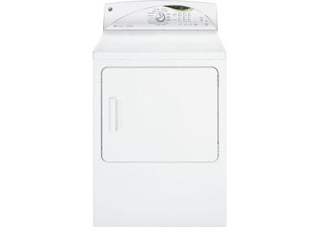 GE - GTDS570EDWW - Electric Dryers