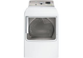 GE - GTDS820GDWS - Gas Dryers