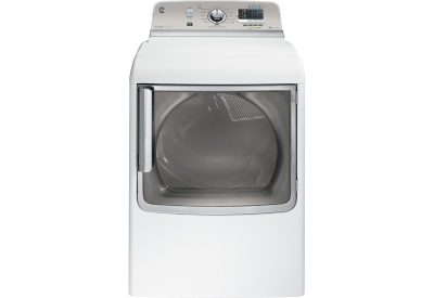 GE - GTDS850EDWS - Electric Dryers