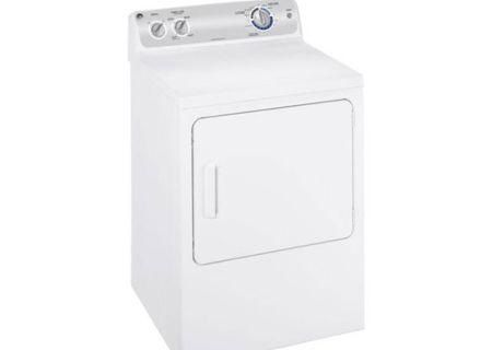 GE - GTDX300EMWS  - Electric Dryers