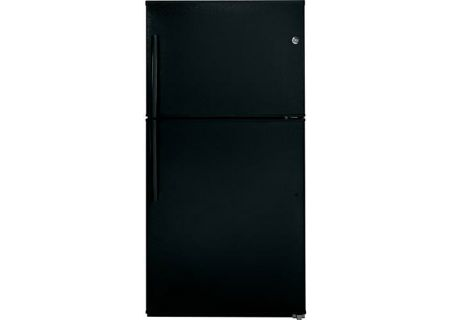 GE Black Top Freezer Refrigerator - GTE21GTHBB