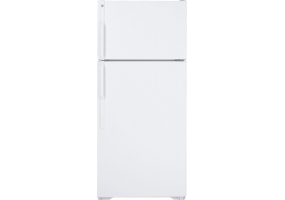 GE - GTH16DBERWW - Top Freezer Refrigerators