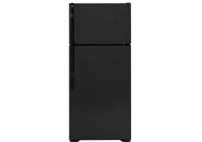 GE - GTH17DBDBB - Top Freezer Refrigerators