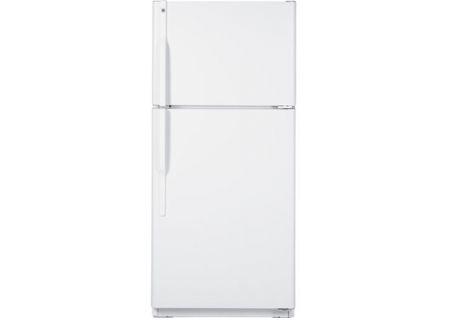 GE - GTH17JBDWW - Top Freezer Refrigerators
