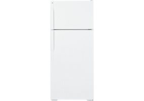 GE - GTH18CBEWW - Top Freezer Refrigerators