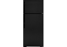 GE - GTH18EBBBB - Top Freezer Refrigerators