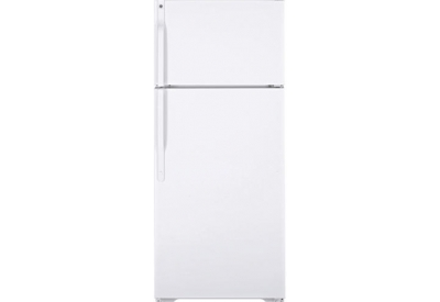 GE - GTH18EBBWW - Top Freezer Refrigerators