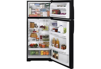GE - GTH18HBTBB - Top Freezer Refrigerators